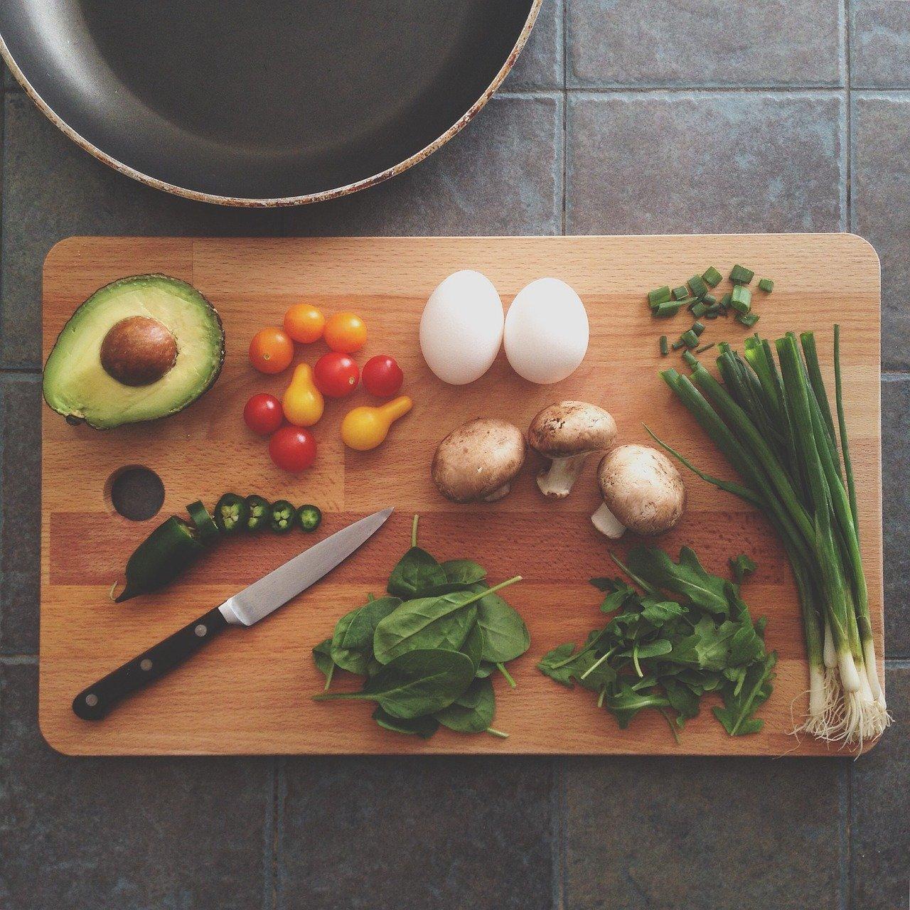 Noże w kuchni